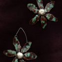 Biżuteria wykonana z materiałów: Mosiądz, Nowe srebro, Patyna